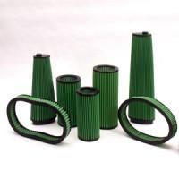 Sportovní filtr Green LAND ROVER RANGE ROVER 2,5L TD  výkon 89kW (121 hp) rok výroby 88-91