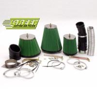 Kit přímého sání Green LAND ROVER RANGE ROVER 2,5L TD ?VA výkon 100kW (136hp) typ motoru BMW rok výroby 98-02