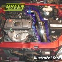 Air Intake System Green Speed'r Twister LAND ROVER RANGE ROVER 4,6L i V8 (P38) výkon 160kW (218) rok výroby 98-02