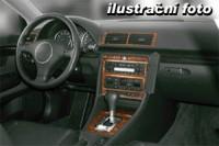 Decor interiéru Rover Freelander -manuál. převodovka rok výroby od 01.98 -9 dílů přístrojova deska/ středová konsola
