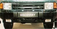LESTER přední spoiler - 2 světlomety střední část Land Rover Discovery -- do roku výroby -94