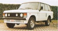 LESTER přední nárazník Land Rover Range Rover -- do roku výroby -86