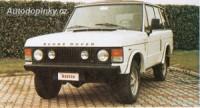 LESTER lemy blatníků Land Rover Range Rover 2dv. -- rok výroby 87-94